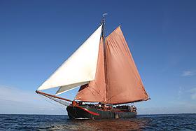 Segelschiff de Alberta